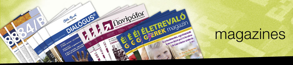 Magazines, newsletters